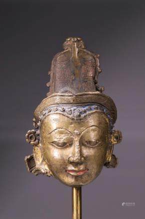 EARLY HEAD OF BUDDHA