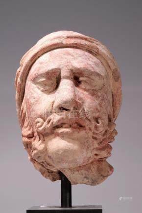 PORTRAIT OF BACCHUS