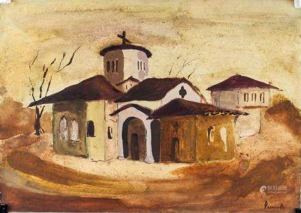 Constant Permeke Belgian Expressionist Mixed