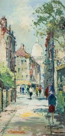 Thanhauser Dutch-German Impressionist Style OOC