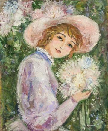 French Impressionist OOC Beiersdorf Gallery Stickr