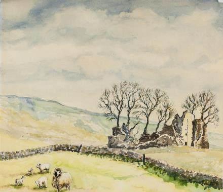 Winifred Nicholson British Impressionist WC 1946