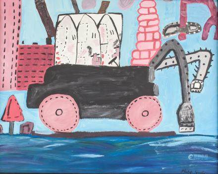 Philip Guston American New York Expressionist OOC