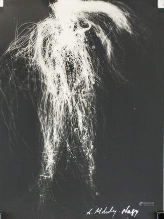 Laszlo Moholy-Nagy Hungarian Modernist Photogram