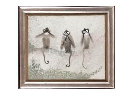 榎 俊幸三猿