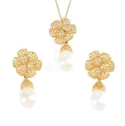 CAROLINA HERRERA - a selection of costume jewellery. To