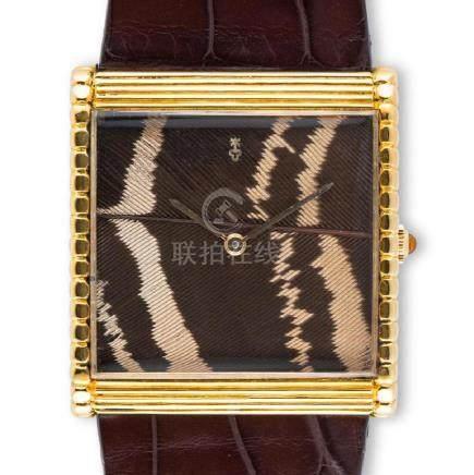 Corum. A rare and elegant Corum wristwatch model