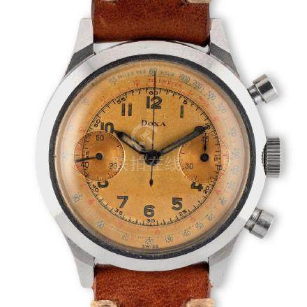 Doxa. An attractive Doxa in stainless steel with