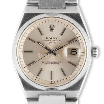 Rolex. A nice and important Rolex Date reference 1530