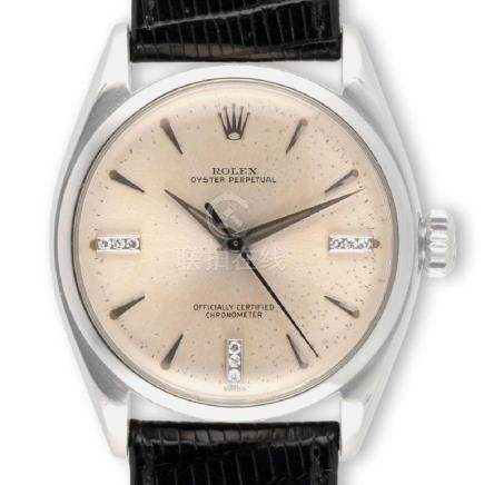 Rolex. An elegant and sophisticated Rolex Oyster