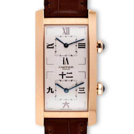 Cartier. An original and limited edition to 100 pieces