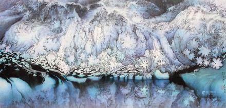 劉金芝  彩岩