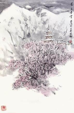 亞明  奈良春雪