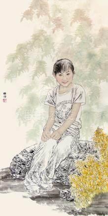 何彥萍  竹苑女孩