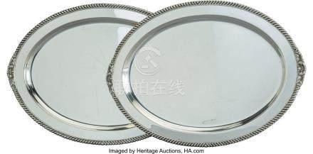 56020: Two International Silver Co. Lord Robert Pattern
