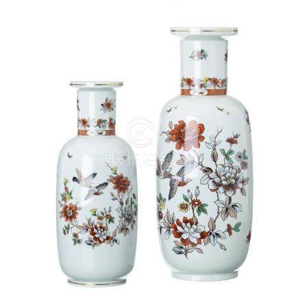 Pair of large vases 'Magnólia' in Vista Alegre