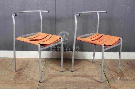 Philippe Starck Table and Chairs Suite