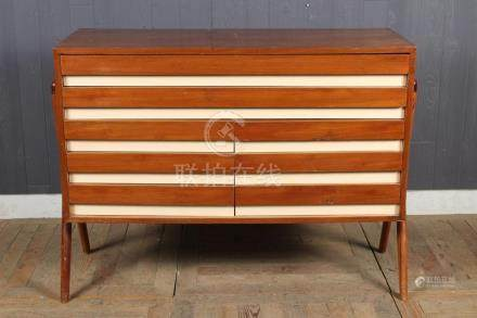 Gio Ponti Style Chest of Drawers