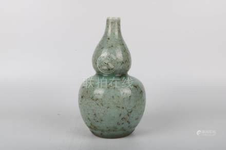 Chinese Porcelain Gourd Bottle