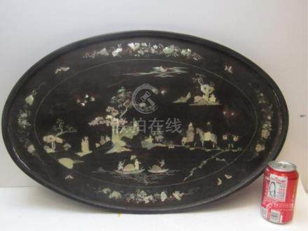 Qing Dynasty, Qianlong Lacquered wood tires were""