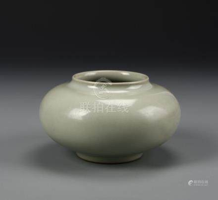 Chinese Ru Type Waterpot