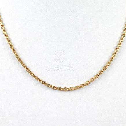 CHINESE 22k GOLD CHAIN