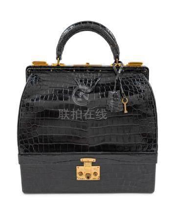 Hermes Sac Mallette Bag, 1960s