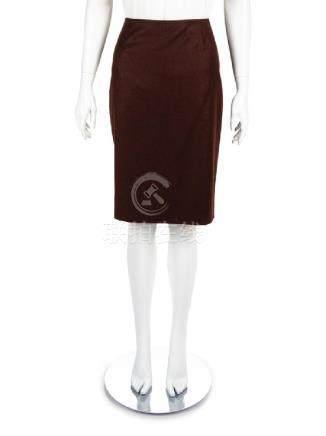 Hermes Skirt, 1990-2000s