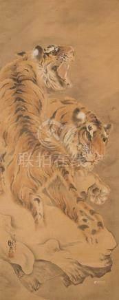 CHE YAN, TIGER COUPLE