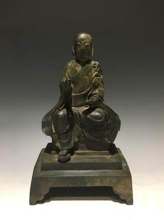 明代地藏王像