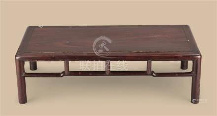 红木长方桌