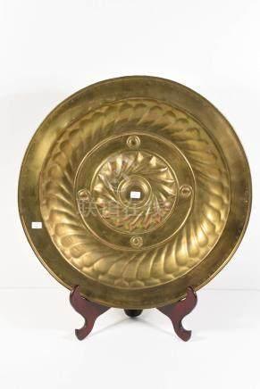 Plat à offrande 19ème siècle (Ø 43cm)