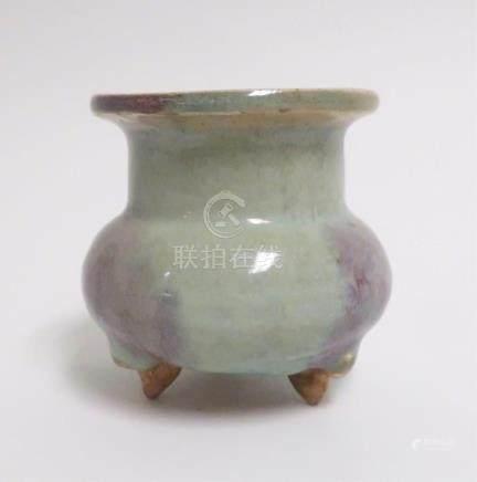 Chinese Porcelain Yuan Junyao Censer