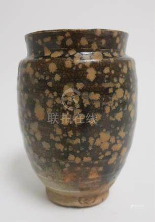 Chinese Jizhou Ware Ceramic Vase