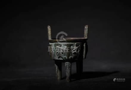 明時代 明時代古銅爐