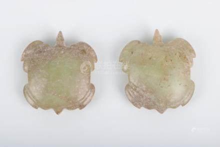 Chinese Yellow Jade Turtle