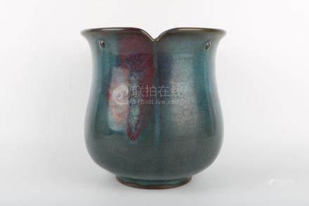 Chinese Song Dynasty Jun Kiln Porcelain Jar