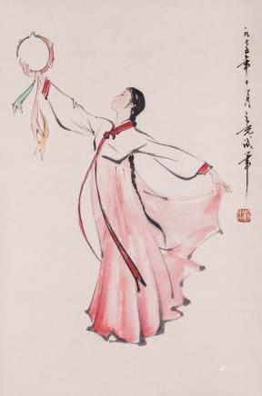 YANG ZHIGUANG (1930-2016), DANCER