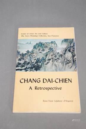 AN ALBUM OF ZHANG DAQIAN PAINTINGS (1899-1983)