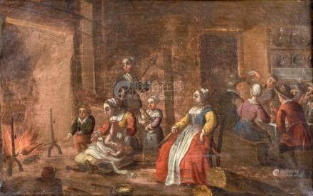 École hollandaise du XVIIe siècle
