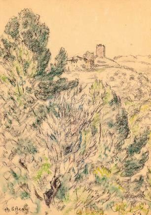 Alcide LE BEAU (1872-1943)