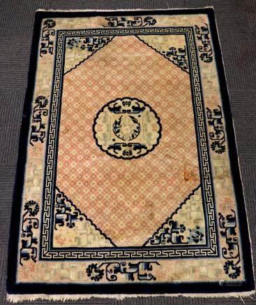 Good Chinese Ningxia Wool Carpet