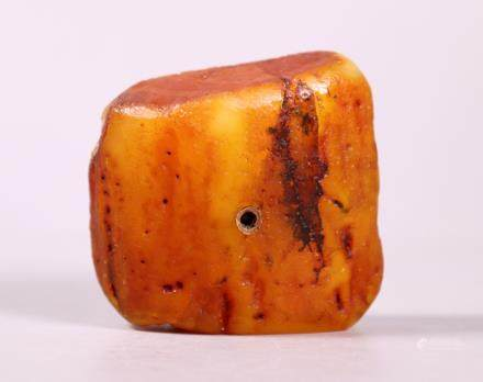 Large Chinese Butterscotch Amber Specimen 165G