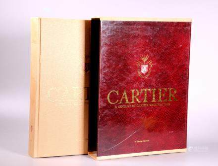 Cartier Book Century of Wristwatches Gordon 1989