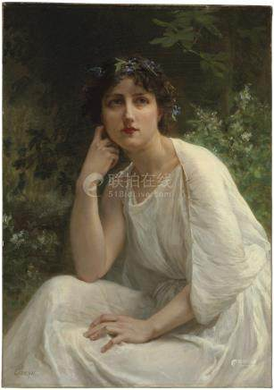 Guillaume Seignac (French, 1870-1929)