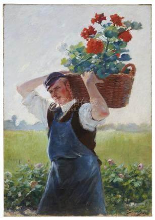 Lothar von Seebach (German, 1853-1930)