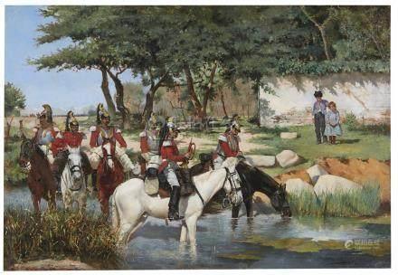 José Aguado y Guerra (Spanish, 1857-1906)