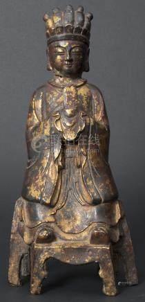 Buddha, China, wohl 19./20. Jh