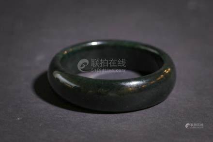 Chinese Jade Bracket