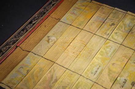 Chinese Woodpaper Forbidden Books In Tibet